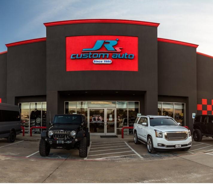 JR's Custom Auto Services
